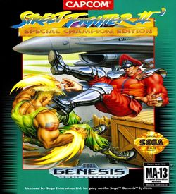 Street Fighter 2 Turbo ROM